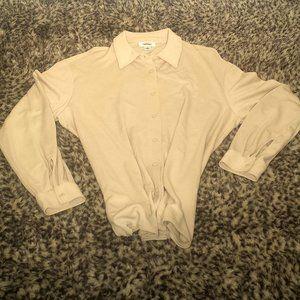 Talbots Topper Jacket/Shirt